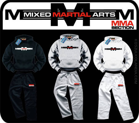 MMA Section - Dres