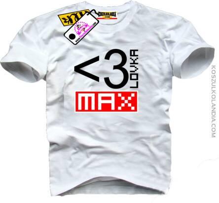 2d8bed93a Lovka Max - koszulka męska