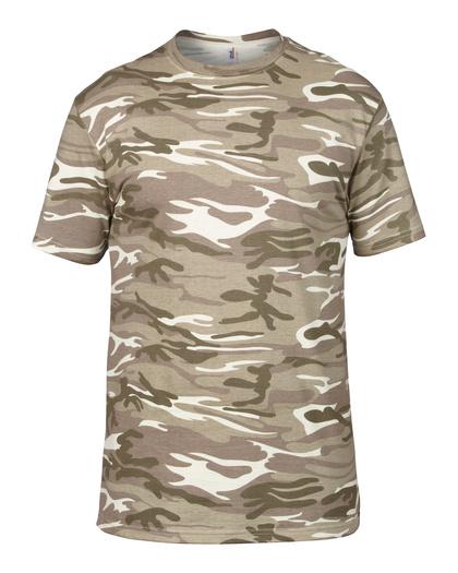 koszulki moro wojskowe z nadrukiem