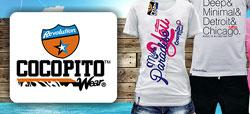 COCOPITO WEAR ODZIEŻ NA WAKACJE WAKACYJNE KOSZULKI koszulki na plażę odzież na wypoczynek urlop BAŁTYK MORZE