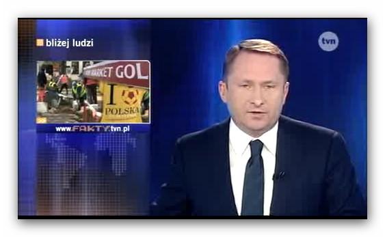 TVN Koszulkolandia Mówili o nas Blizej ludzi