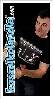 BRUCE LEE Games Koszulka