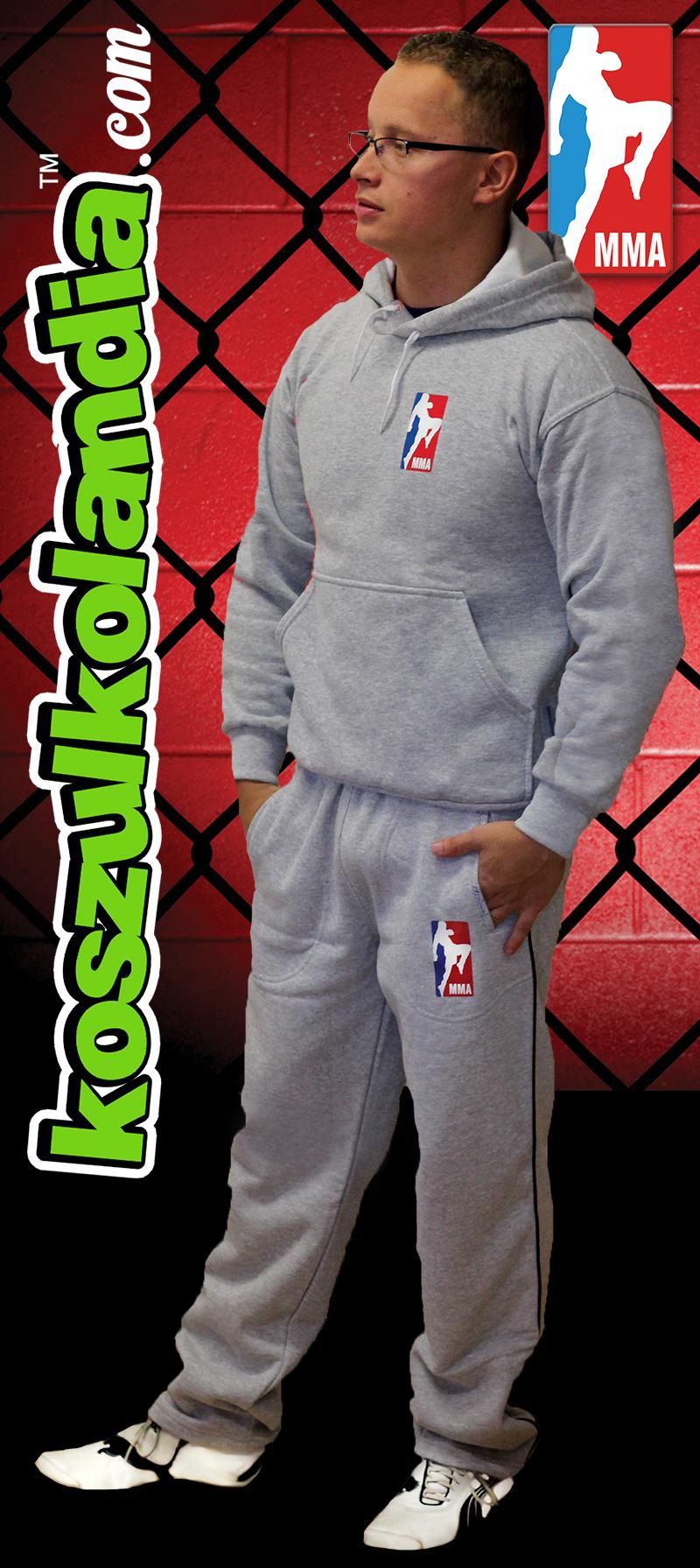 Dres do MMA - Mixed Martial Arts Mieszane Sztuki Walki - KOSZULKOLANDIA NAjlepsze dresy w sieci na PRZENT JOGGING SIŁOWNIA FITNESS ĆWICZENIA