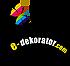 E-dekorator .com LOGO Dekoracje