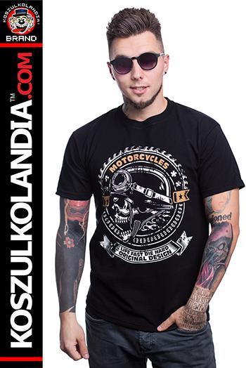Motorcycles tshirt koszulka na motor