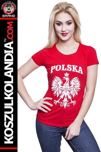 polska koszulka reprezentacji polski